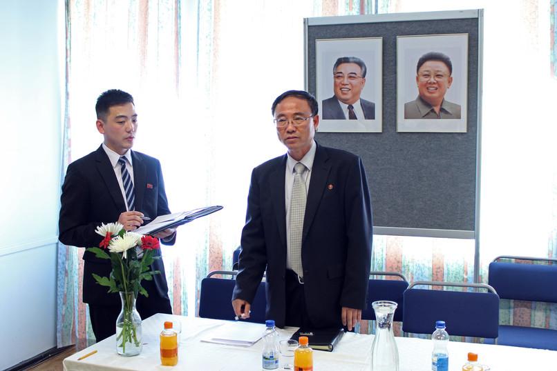 KASS:n raportti KDKT:n suhteista Etelä-Koreaan, Kiinaan, Venäjään ja Yhdysvaltoihin