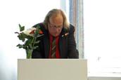 Jorma Talikka puhui mm. tuloeroista