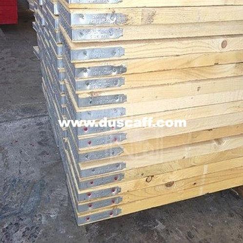 2.50m | BS2482:2009 Scaffolding Wooden Board | 38 mm x 225 mm