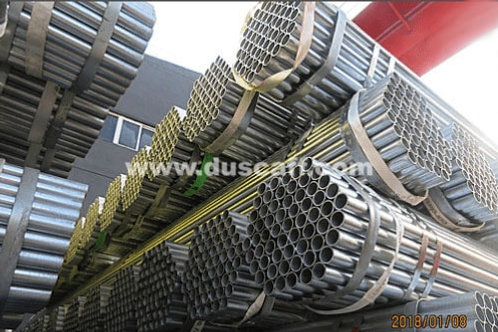 Galvanized Scaffold Tube | 4mm thick | 3 meters long | EN39