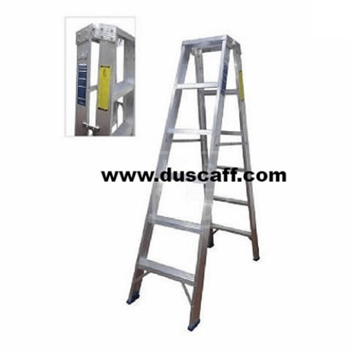 Heavy Duty Two Way Aluminium Ladder | 1.4 meters | 5 Steps