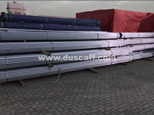 Galvanized Scaffold Tube | 3.20 mm thick | 3 meters long | EN 39