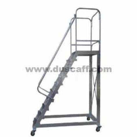 Aluminium Rolling Staircase Ladder
