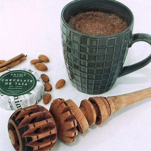 Chocolate de taza 50% cacao - tradicional, 70 gr