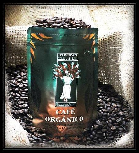 Café orgánico mezcla especial, Cuetzalan, Puebla, 454 gr