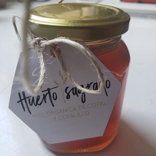 Miel orgánica de copal y copalillo, 340 gr
