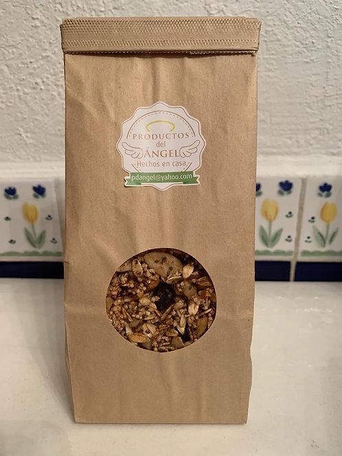 Granola, hecha en casa, 200 gr