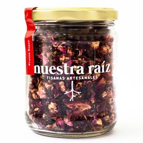 Tisana Frutos Rojos, 160 gr