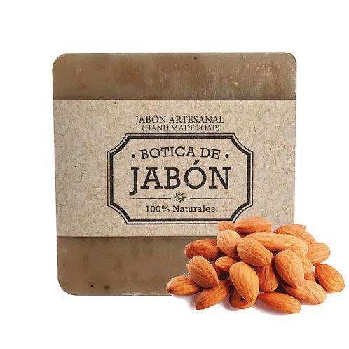 Jabón de Almendras, 100 gr