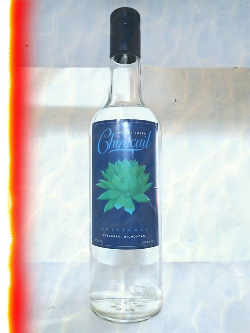 Mezcal artesanal, Cupreata, 750 ml