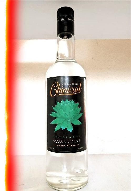 Mezcal artesanal, Cupreata, doble destilación, 750 ml