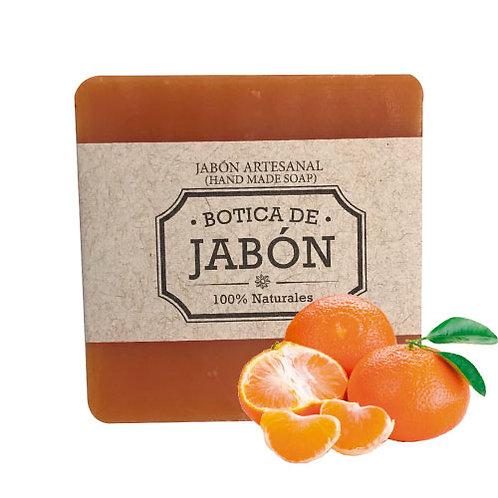 Jabón de Mandarina, 100 gr