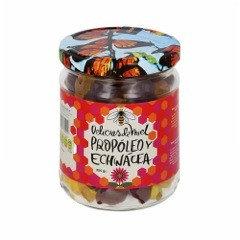 Gomitas Mix de propóleo y echinácea con miel orgánica, 350 gr