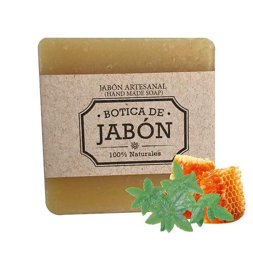 Jabón de Verbena y Miel, 100 gr