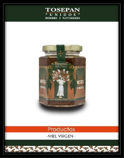 Miel abeja melipona, 250 ml