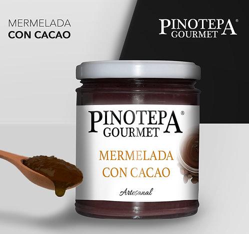 Mermelada de cacao, 300 gr