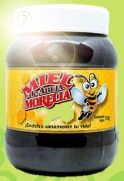 Miel orgánica de flor de aguacate, 520 gr