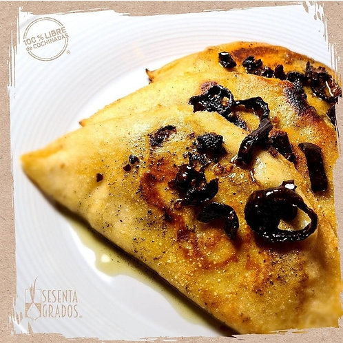 Chicharrón de Jalapeños, 200 gr