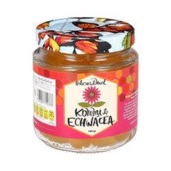 Gomitas de echinácea con miel orgánica, 180 gr