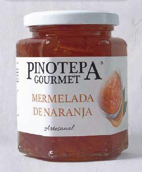 Mermelada de Naranja, 300 gr