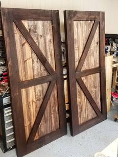 Doube Barn Doors