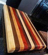 Neopolitan Cutting Board