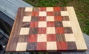 Checkered Cuttingboard