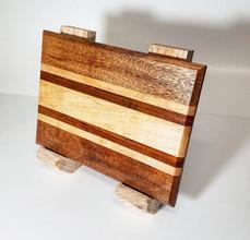 Mahogany Cutting Board