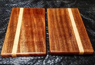 Mahogany Cuttingboard
