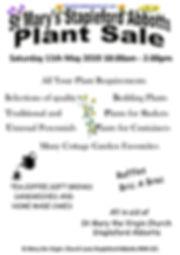 Plant Sale 2019_A4 Colour Poster.jpg