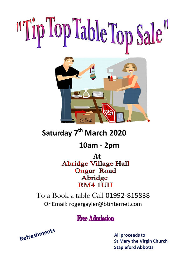 Tip Top Table Top Sale March 2020_A4 Col