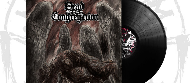Distro update w/ Dead Congregation vinyl & Mayhem box