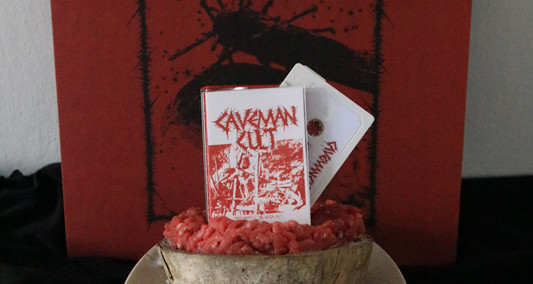 out now: Caveman Cult - Barbaric Bloodlust, Prague Death Mass leftovers