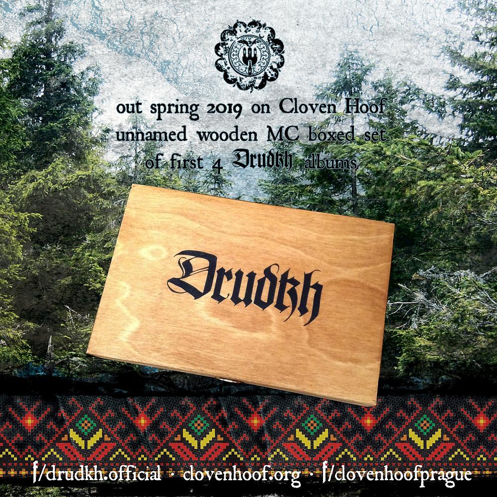 Drudkh flyer