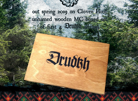 out now: Drudkh boxed set