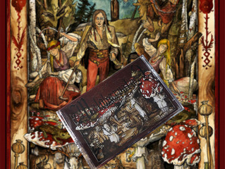 in stock: new Malokarpatan, Vatra I Sumpor zine, Morgoth and Demolition Hammer tapes