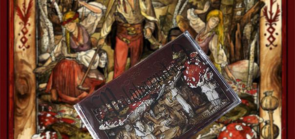 in stock: new Malokarpatan, Vatra I Sumpor zine, Morgoth and Demolition Hammer tapes