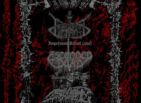 Impetuous Ritual live in Prague