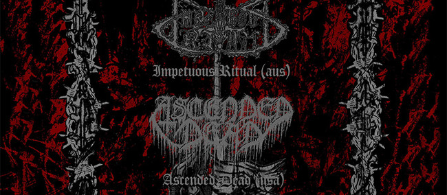 Impetuous Ritual live in Prague