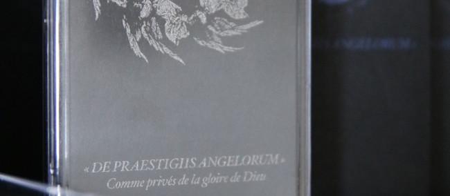 out now: VI - De praestigiis angelorum MC