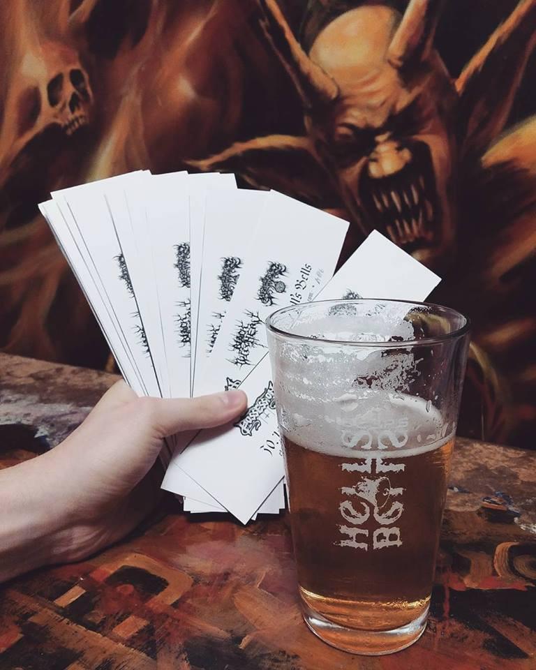 Black Witchery Prague tickets