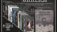 :in stock: huge distro update with Burzum, Ragnarok, Kvist, Arckanum & more