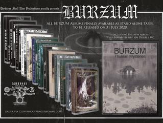 :in stock: huge distro update with Burzum, Ragnarok, Kvist, Arckanum & more