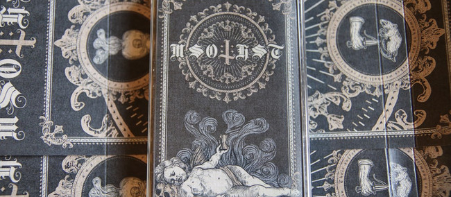 out now: Misotheist & Whoredom Rife tapes