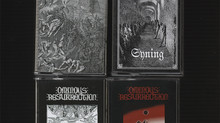 :out now: Misotheist, Syning & Ominous Resurrection tapes