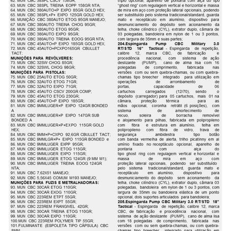 IDE 004/20 - Informativo de Declaração de Exclusividade