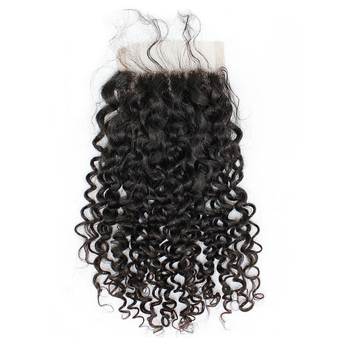 Beauty Queen Kinky Curly Closure