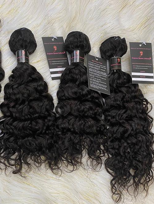 Royal Queen Deep Curly Bundles
