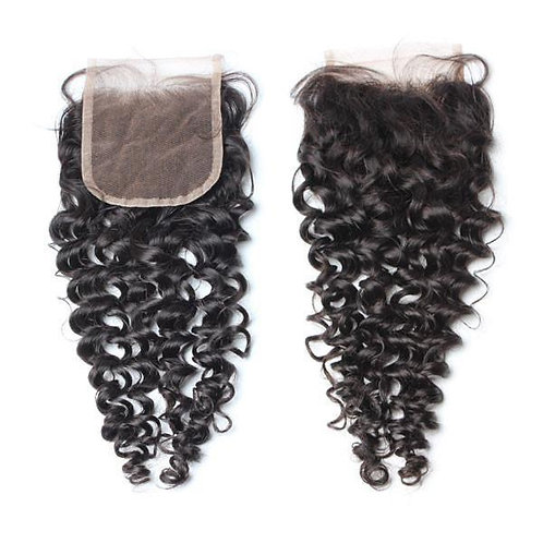 Royal Queen Deep Curly Closure