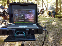 3D TVC with QTake HDx2